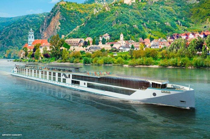 El lujo de un crucero fluvial por el Rin.