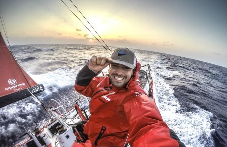 Volvo Ocean Race, escuadrón de Reporteros a Bordo