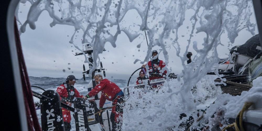 Volvo ocean Race ¡La Etapa Cero ya está aquí!!