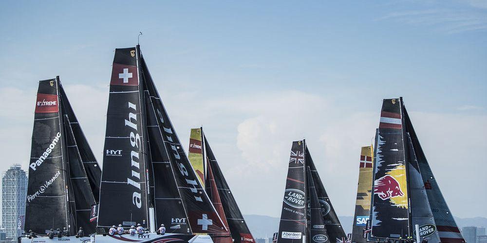 Extreme Sailing Series™ en Cardiff