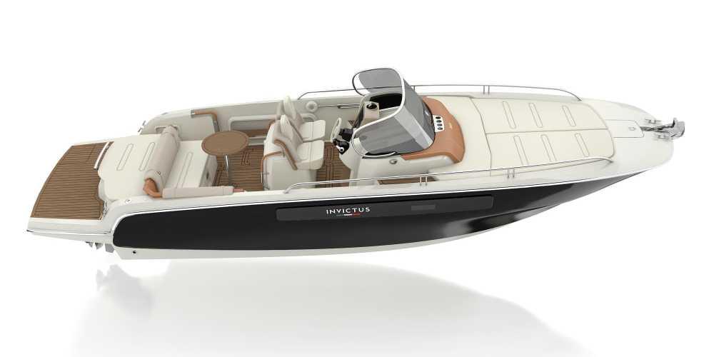 280CX de Invictus Yachts