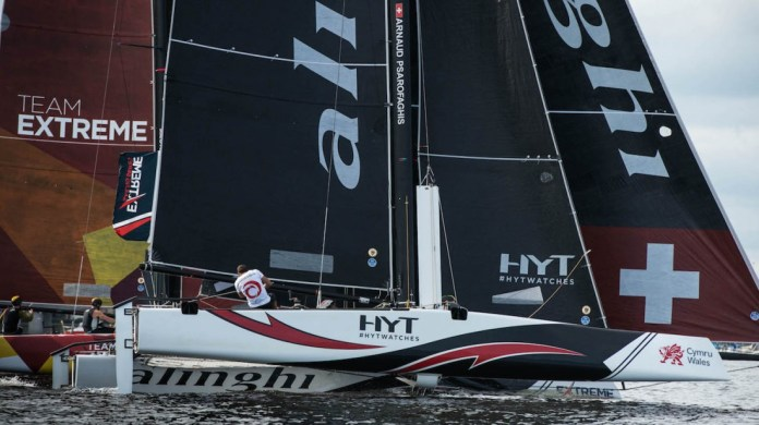 Extreme Sailing Series ™ Act 6, Cardiff