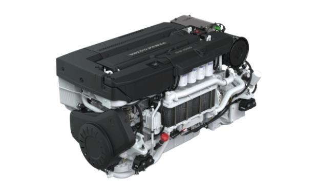 Volvo Penta lanza el motor D13-1000