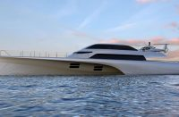 MC 55 Trimaran Concept de German Frers