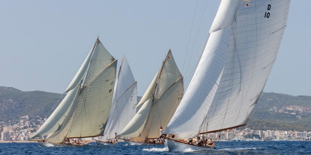 Todo lo que necesitas saber sobre las regatas 'vintage'
