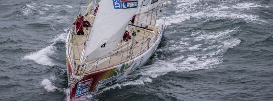 Clipper Round the World . Dia 3