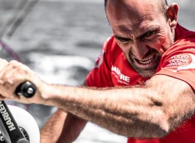 Harken , proveedor oficial de la Volvo Ocean Race