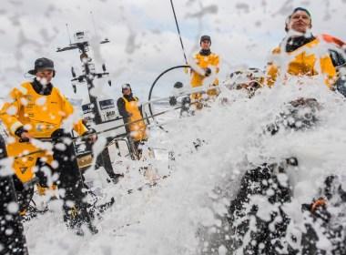 Volvo Ocean Race. Dos menores de 30 tripulantes confirmados.