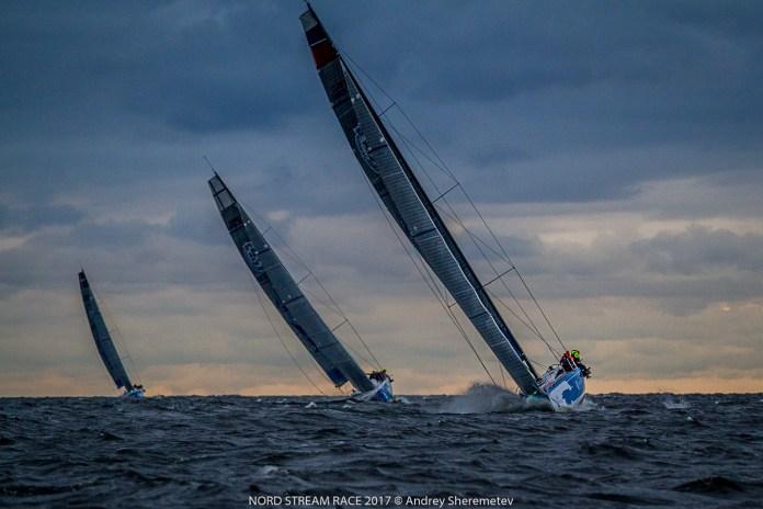 Nord Stream Race 2017, triunfo para Team Sweden.