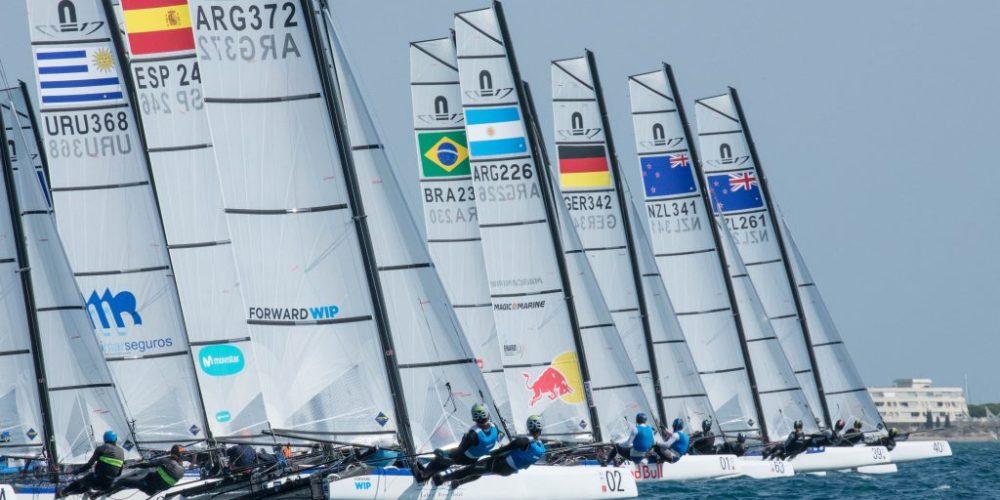 Nacra 17 World Championship