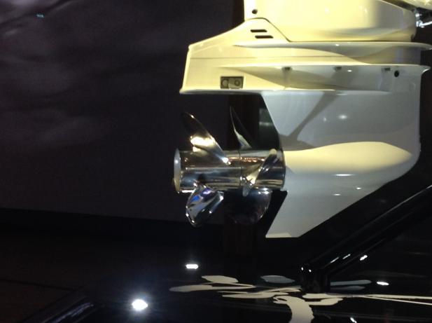 Suzuki DF350A novedad Dual Prop System