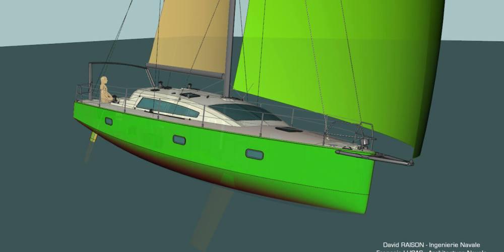 Mint Yacht 40
