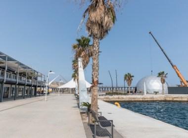 Volvo Ocean Race , un mes para la inauguración Village de Alicante