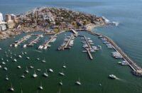 Clipper Race. Entrega de premios en Punta del Este.