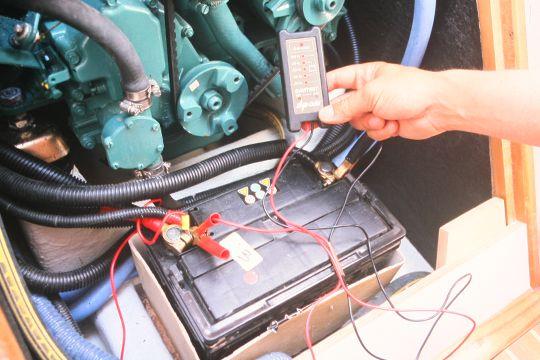 Cómo invernar las baterías del barco