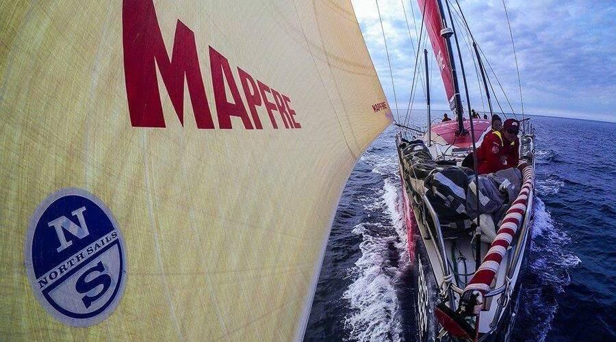 North Sails en la Volvo Ocean Race
