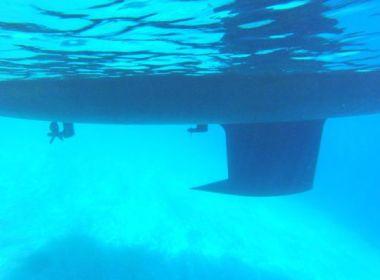 Watt & Sea, un hidrogenador fijo debajo del casco