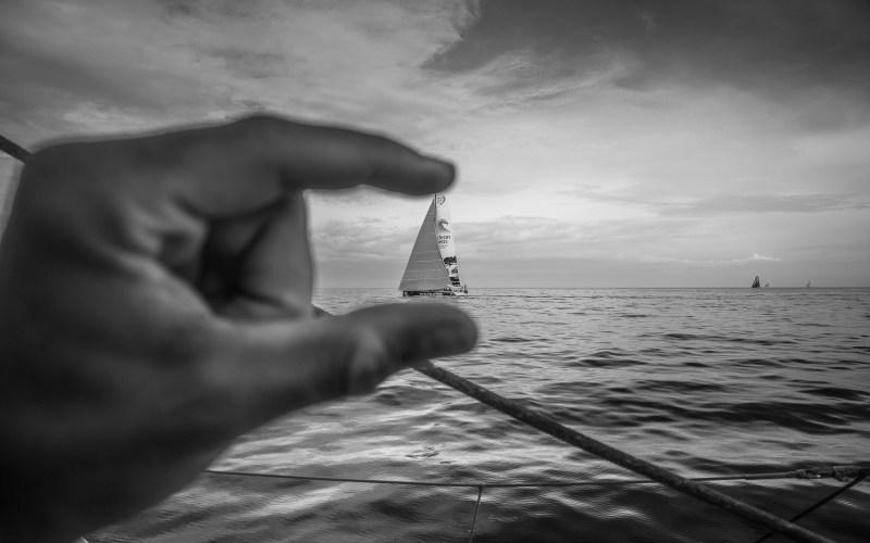 Volvo Ocean Race. Who's on board?