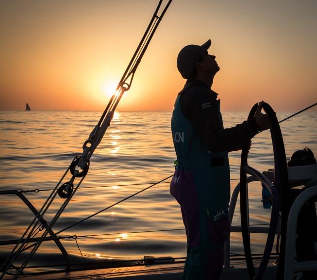 Volvo Ocean Race, el MAPFRE vuelve a liderar