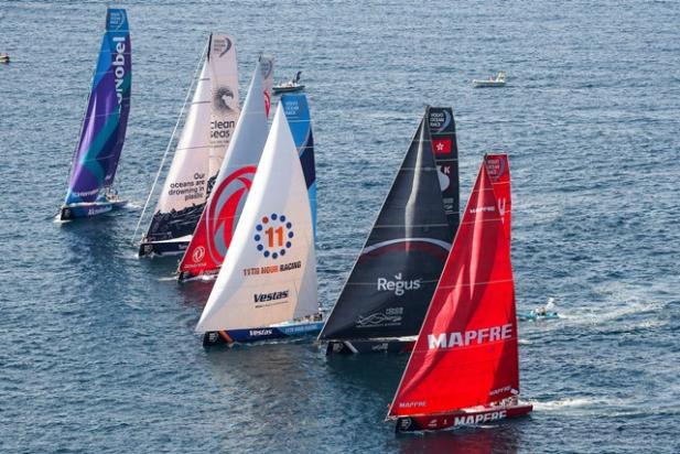 Volvo Ocean Race. Cómo seguir la In-Port Race