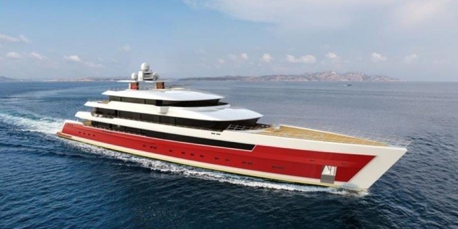 Pride Mega Yachts Red Star: el yate de lujo que viene de C