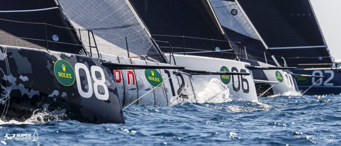 52 SUPER SERIES, el lugar para estar  en 2018