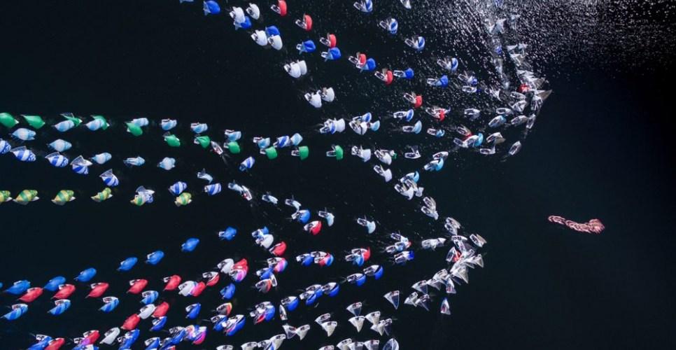 Sören Hese gana el Mirabaud Yacht Racing Image
