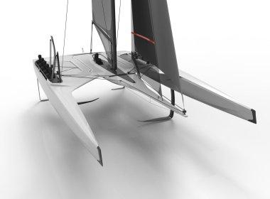 VS40. El futuro barco de la Volvo Ocean Race?