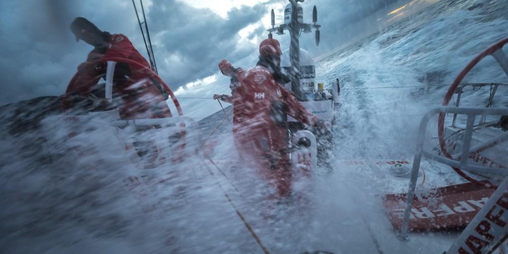 Volvo Ocean race, la flota supera Madeira