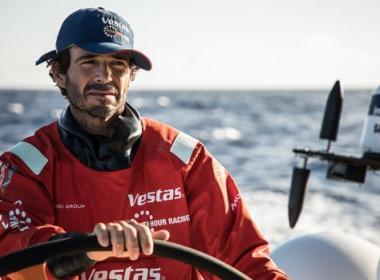 Volvo Ocean Race.El MAPFRE sigue ganando sur