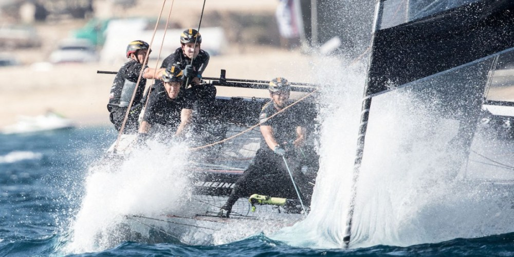 OMAN AIR LIDERA LAS EXTREME SAILING SERIES™