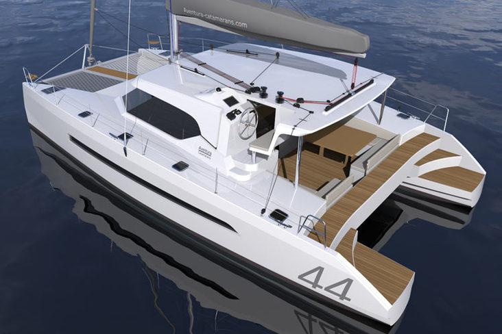 Catamaran Aventura 44