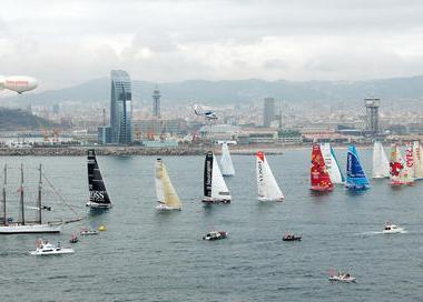 Barcelona World Race , nueva etapa