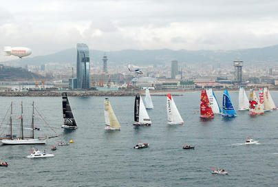 Barcelona World Race , nueva etapa