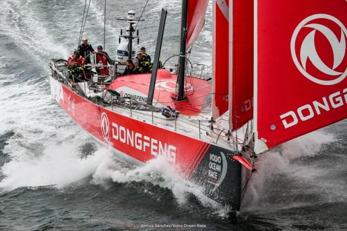Dongfeng Race Team y Vestas 11th Hour Racing completan el podio