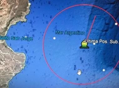La Armada oculta que el ARA San Juan fue destruído instantáneamente por una explosión