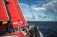 Volvo Ocean Race , ahora el peligro se llama Micronesia