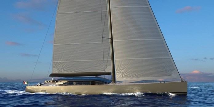 Perini Navi E-volution 42m