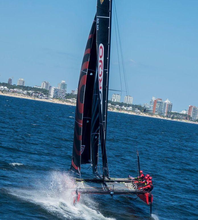 Código Rojo Racing en Punta del Este