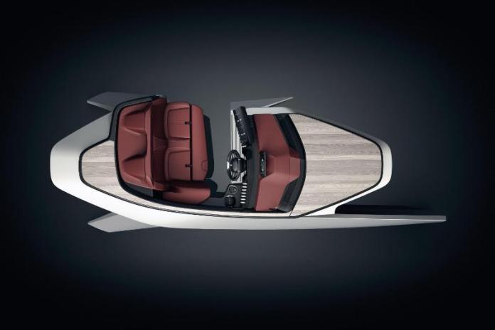 Peugeot se une a Beneteau y presenta el Peugeot Sea Drive