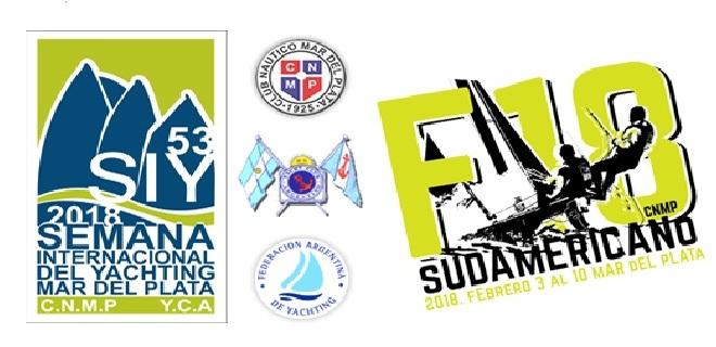 Semana Internacional del Yachting de Mar del Plata, del 3 al 10 de febrero.