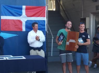 Campeonato Argentino de Moth Franco Greggi tricampeón