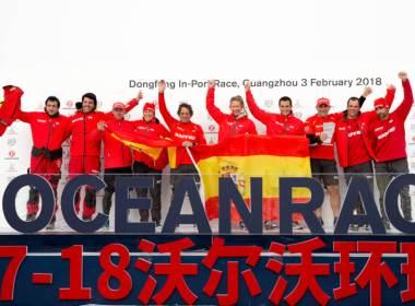 El MAPFRE sigue con su racha victoriosa en China