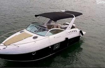Singular 290: un barco cómodo y espacioso