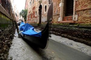 Venecia ya no se hunde