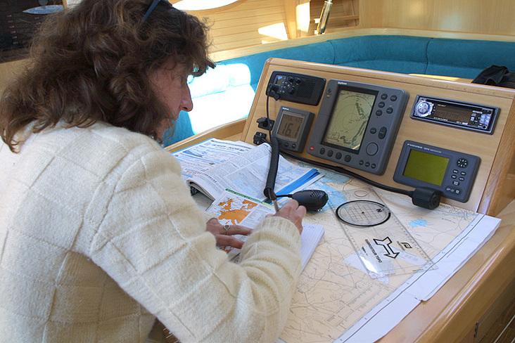 Seguridad: ¿VHF o teléfono?
