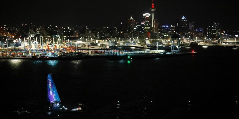 AkzoNobel conquista Auckland