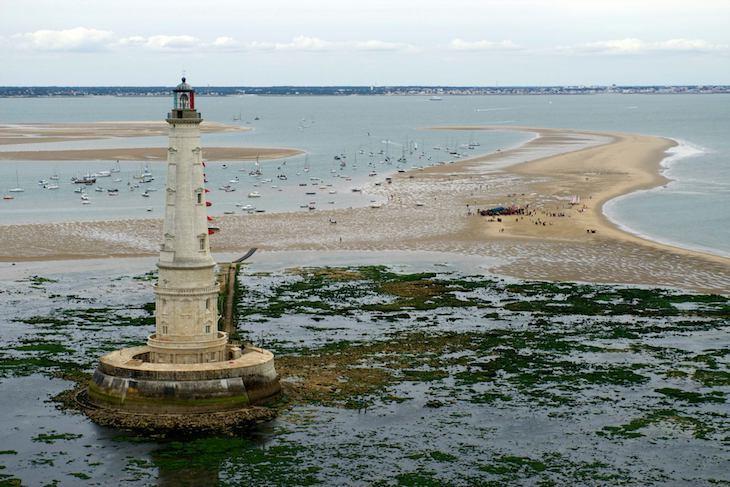 Faro de Cordouan, un verdadero museo en el corazón del océano