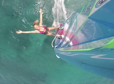 Mejores spots de windsurf en el Atlántico