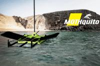MOTHQUITO, el primer catamarán español con foils